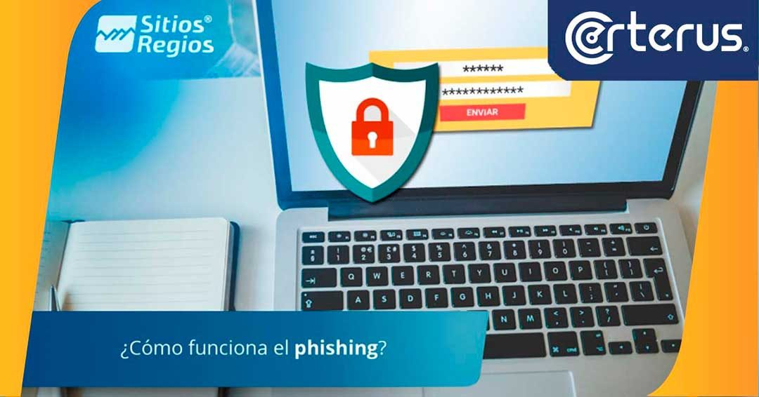 Phishing: ¿Cómo funciona?