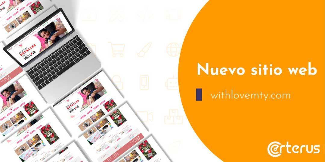 Lanzamiento: WithLoveMTY.com
