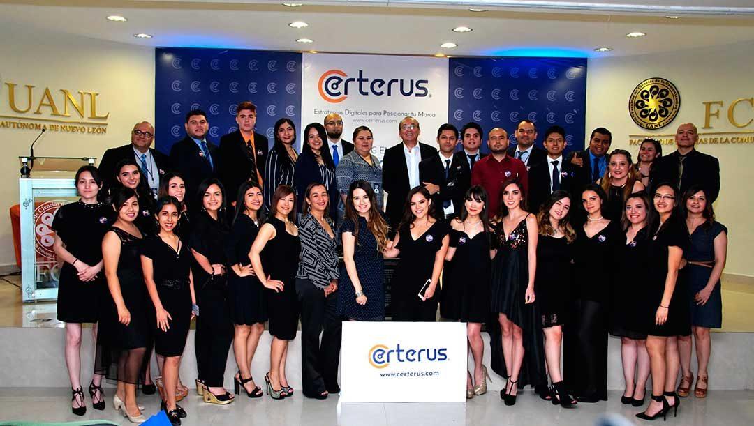 Presentación de la Agencia Certerus