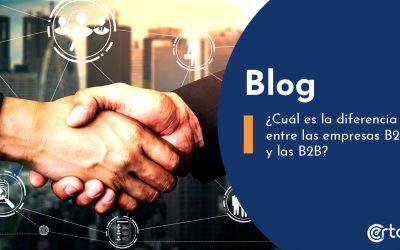 ¿Cuál es la diferencia entre las empresas B2C y las B2B?