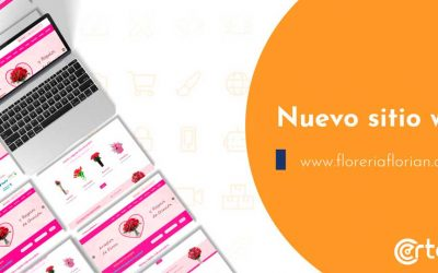 Nuevo Lanzamiento: FloreriaFlorian.com.mx